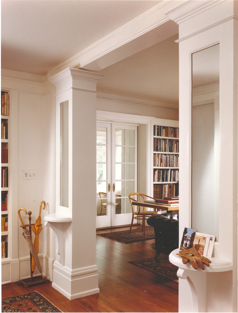 Book Columns traditional-entry