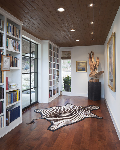 Bookhouse Residence contemporary-entry