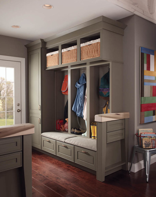 Boot Bencheudroom Cabinetryfarmhouse Entry Boston