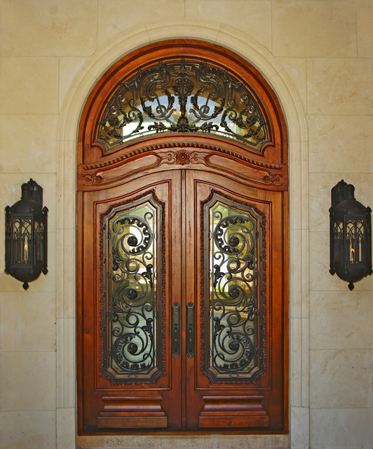 Borano classic doors mediterranean entry miami by for Mediterranean style entry doors