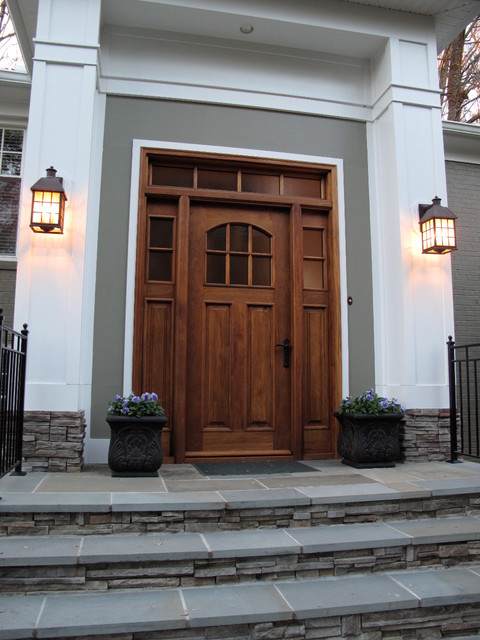 Borano classic doors traditional entry miami by borano for Traditional front doors