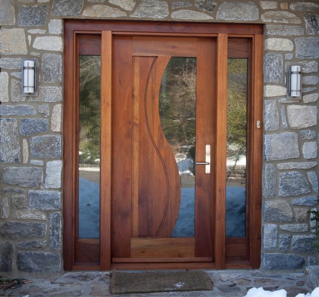 Borano Modern Doors Contemporary Entry Other By Borano