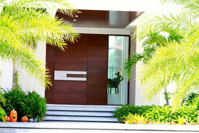 Borano Modern Doors Contemporary Entry Miami By Borano
