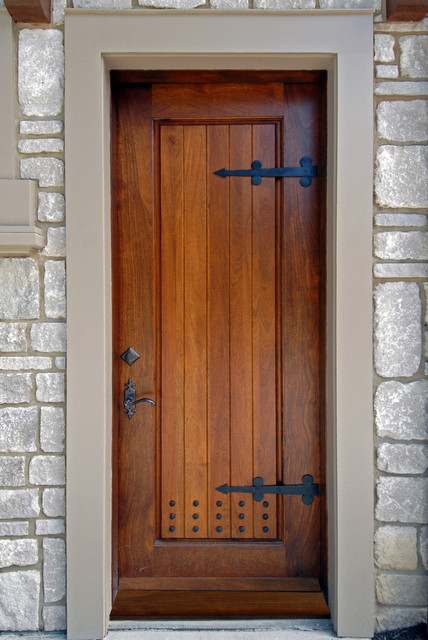 borano rustic doors traditional entry miami by borano
