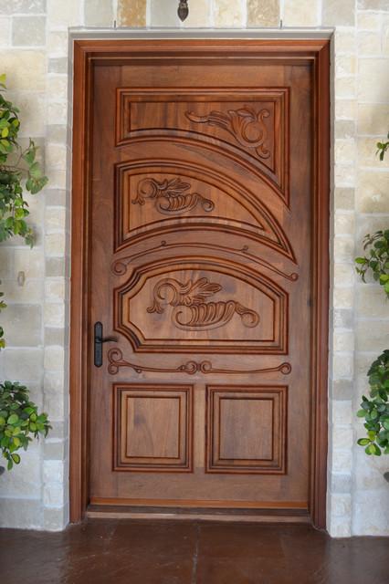 Borano Vintage Doors - Traditional - Entry - Miami - by Borano