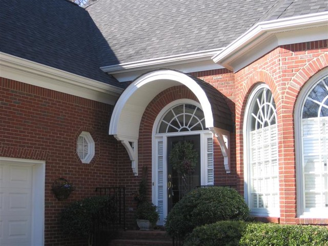 Bracket porticos traditional entry atlanta by for Georgia front porch