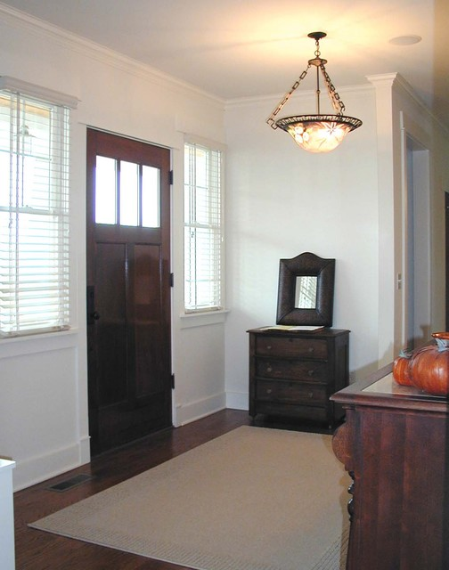 Bungalow Foyer Design : Brand new bungalow entryway