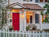 traditional entry 10 Ways to Bring Charm to Your Home's Exterior (9 photos)