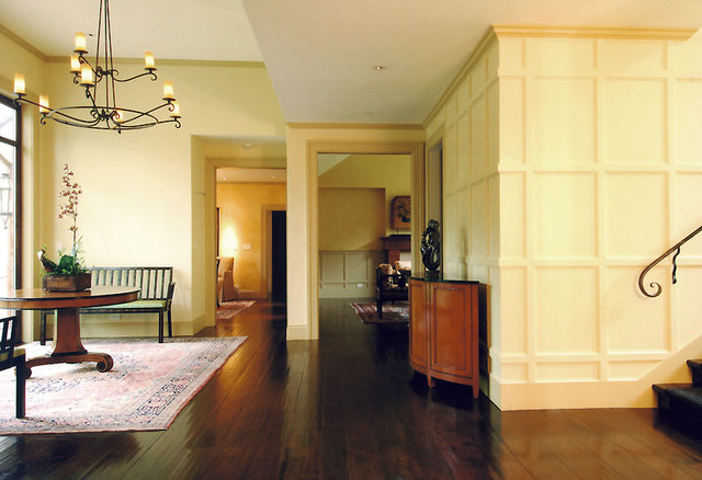 Brookbank residence traditional entry san francisco for Alpha home interior decoration llc