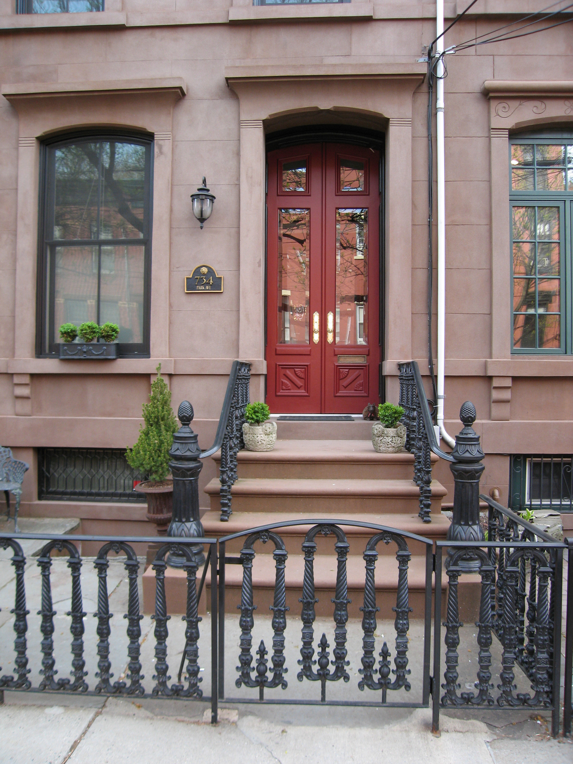 Brownstone Gut Renovation - Restoration -  7th Park Avenue - Hoboken, NJ