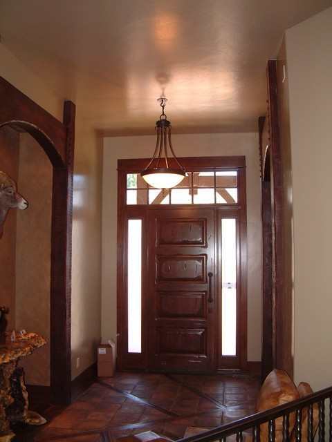 Burchcreek Hollow traditional-entry