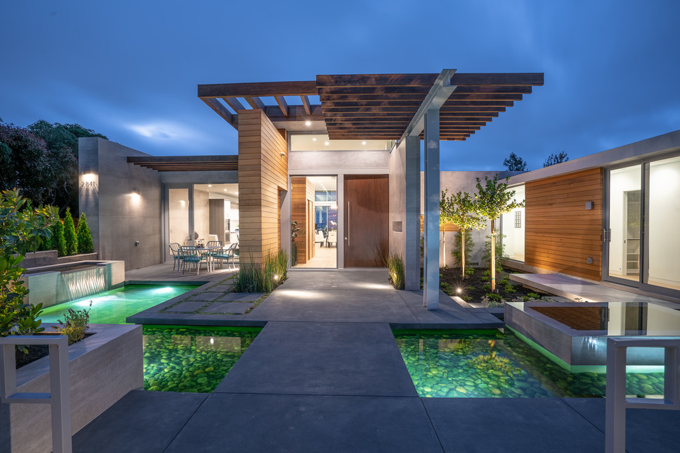 Burlingame Hills Contemporary