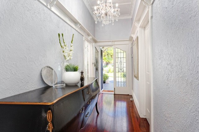 California Bungalow Victorian Entry Perth By Canvas Interiors Houzz Au