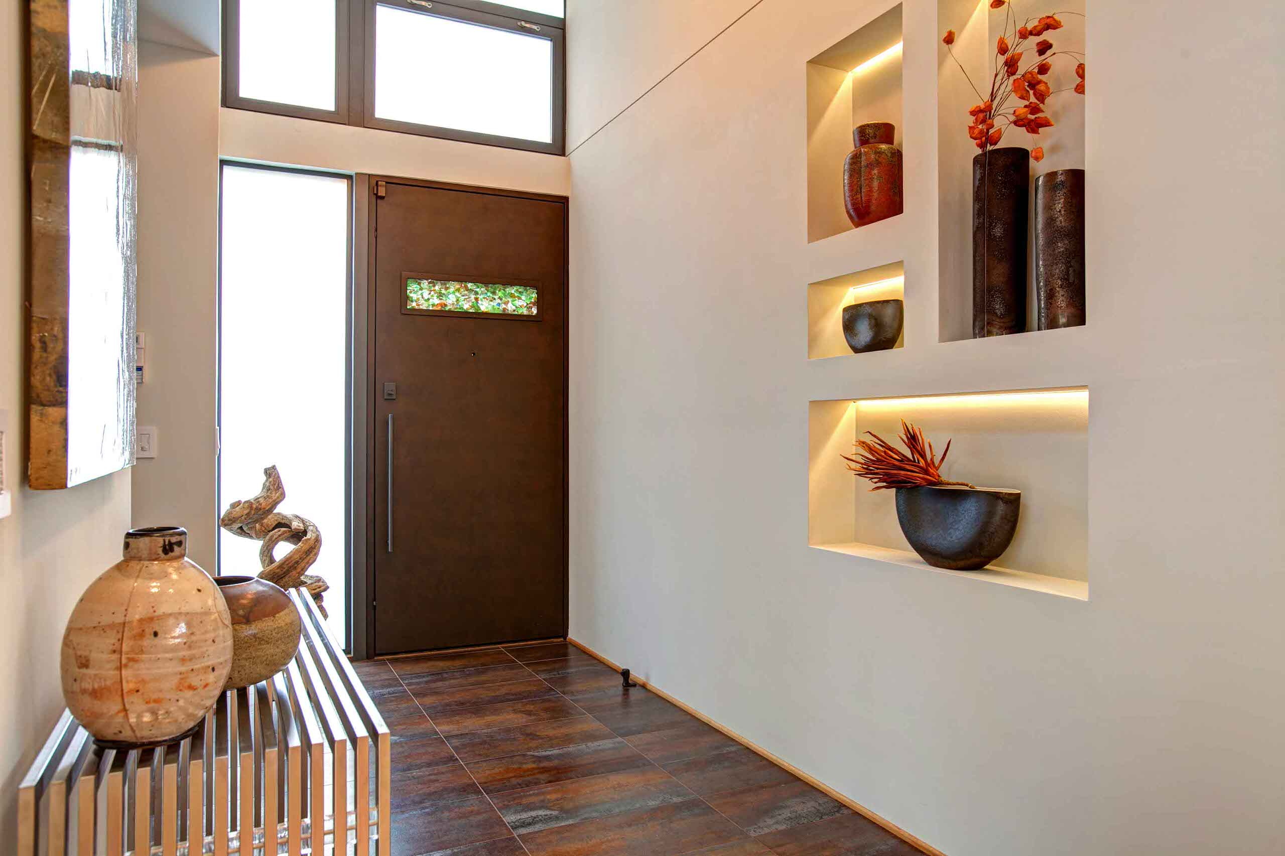 Recessed Wall Niche Houzz