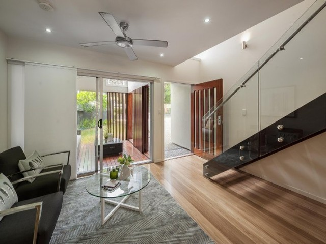 Cambridge St Property Styling Contemporary Entry