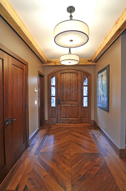 Canmore traditional-entry