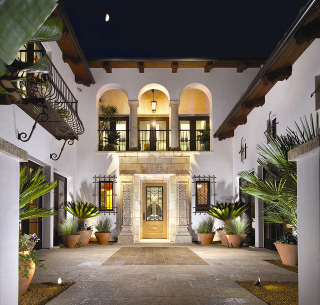 Exterior Pictures Of Mediterranean Style Homes Cities: Casa California