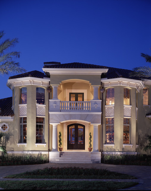 Casa Linda Mediterranean Entry Orlando By The