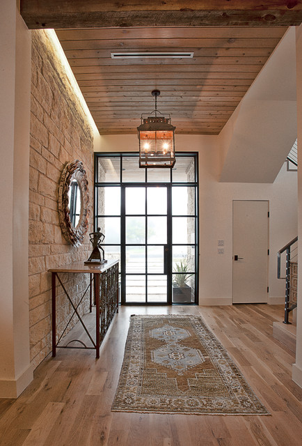 Cat Mountain Residence transitional-entry