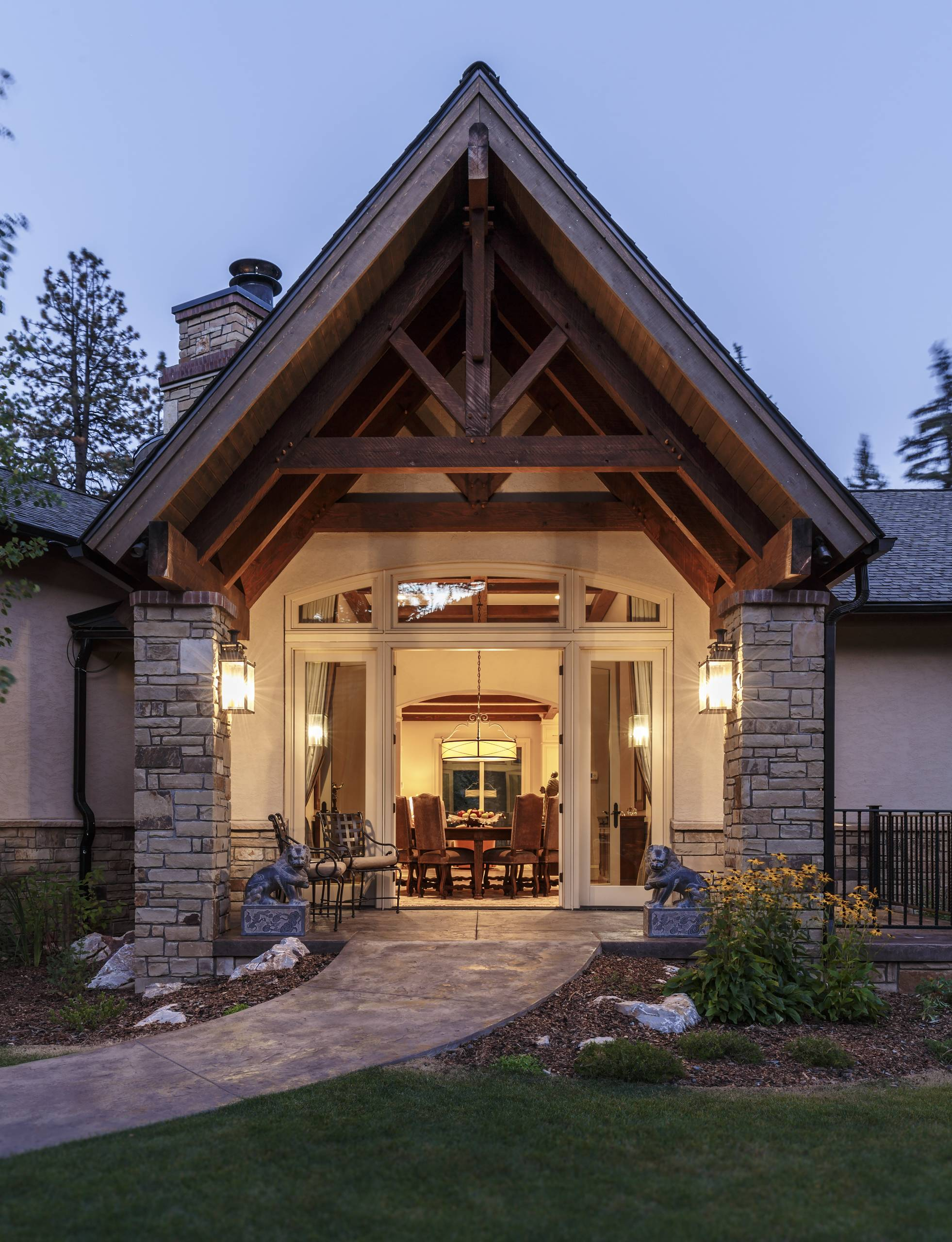 Certified Luxury Builders - Veritas Fine Homes Inc - Durango, CO - Weems Home