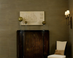 Chastain eclectic-entry