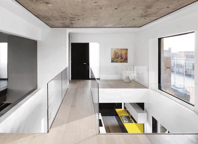 Chelsea Cream Hardwood Flooring Entry Contemporary Entry