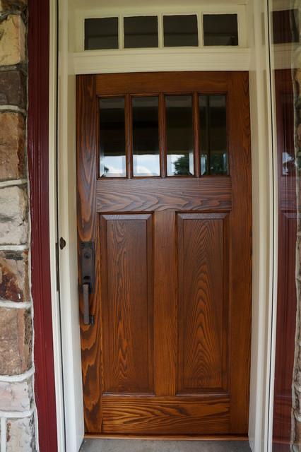 Chestnut Door Refinish traditional-entry & Chestnut Door Refinish - Traditional - Entry - Philadelphia Pezcame.Com