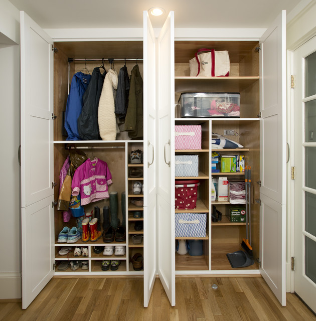 Seattle Kitchen And Mudroom Remodel: Chevy Chase DC Kitchen And Mudroom Remodel