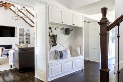 New This Week: 7 Hardworking Mudrooms and Entryways