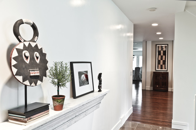 Chicago North Shore Home Entry Chicago By Space Interior Design