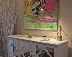 Chilliwack contemporary design by Jil Sonia Interiors contemporary-entry