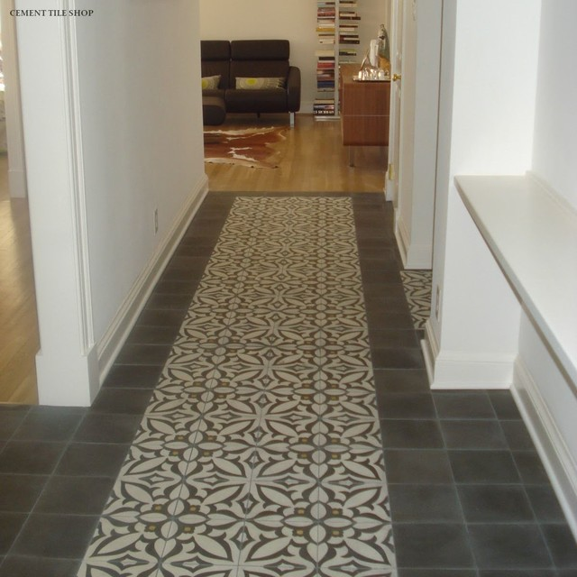 Client Projects Entry Tampa By Cement Tile Shop