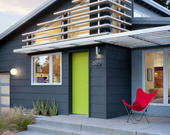 Cloud Street Residence midcentury-exterior