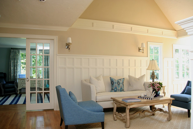 Cohasset Home Transitional Entry Boston By Janet