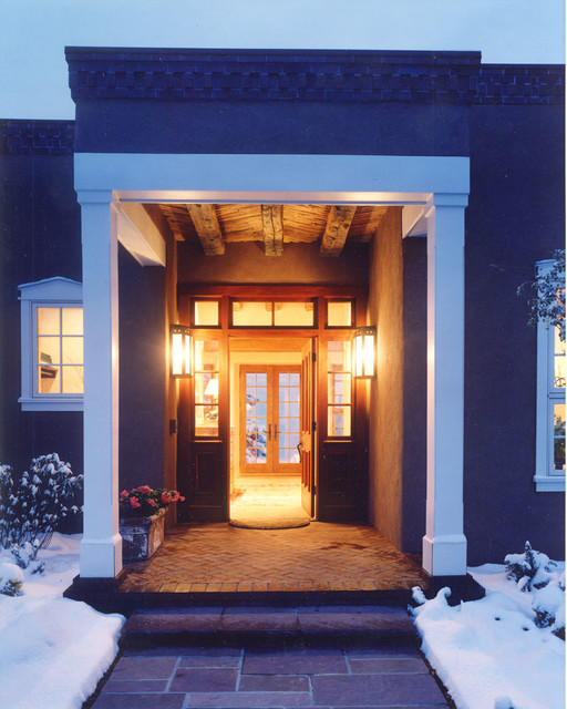 Colorado Residence traditional-entry