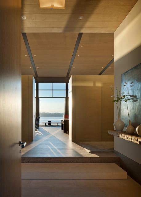 Conard romano architects contemporary entry seattle for Programa para crear espacios interiores