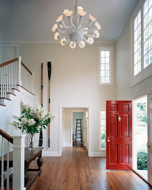 Connecticut Residence II contemporary-entry
