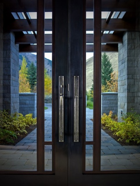 Contemporary Entry Door Hardware By Rocky Mountain Hardware Contemporary