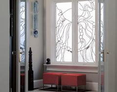 Contemporary First Floor – Takoma Park, MD contemporary-entry