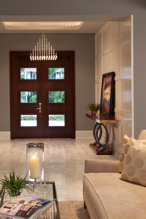 Who Is The Maufacturer Of The Entry Doors And It Is Miami Dade