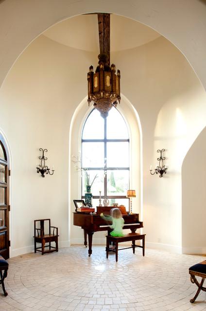 Cord Shiflet Spanish Oaks Estate traditional-entry