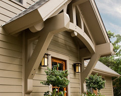Cottage on the Hill craftsman-exterior