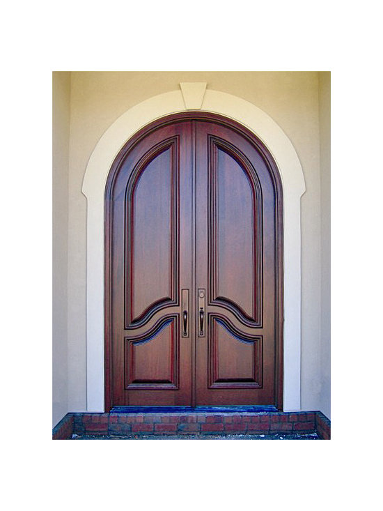 Country French Doors -