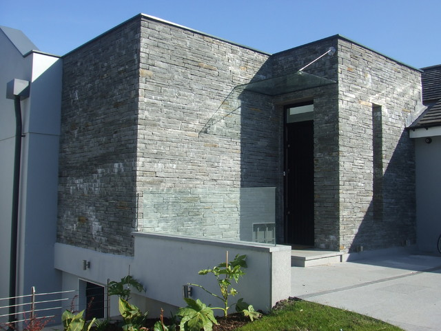 Country House contemporary-entry