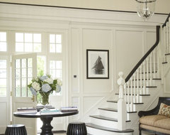 Country Houses traditional-entry