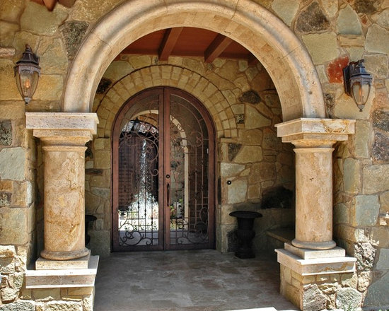 Courtyard Gates -
