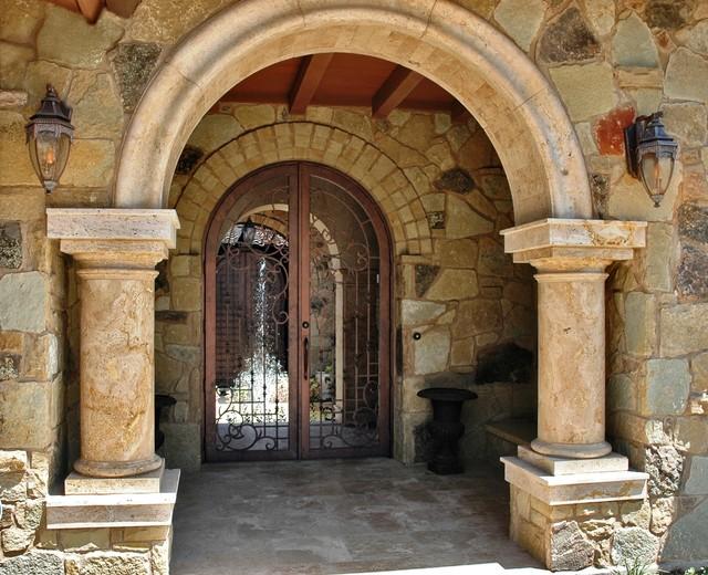 Courtyard Gates mediterranean-entry & Courtyard Gates - Mediterranean - Entry - Austin - by Cantera Doors