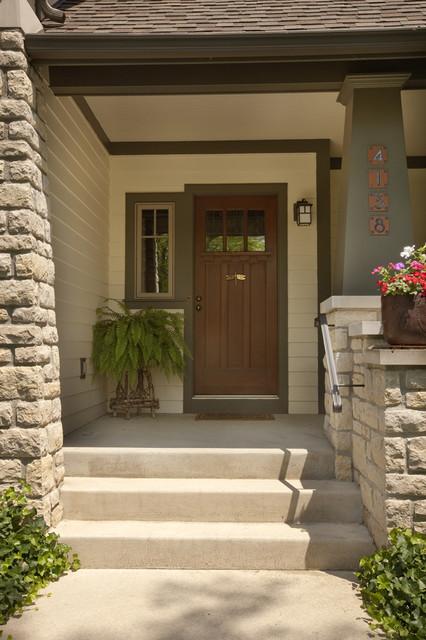 Craftsman Home craftsman-entry