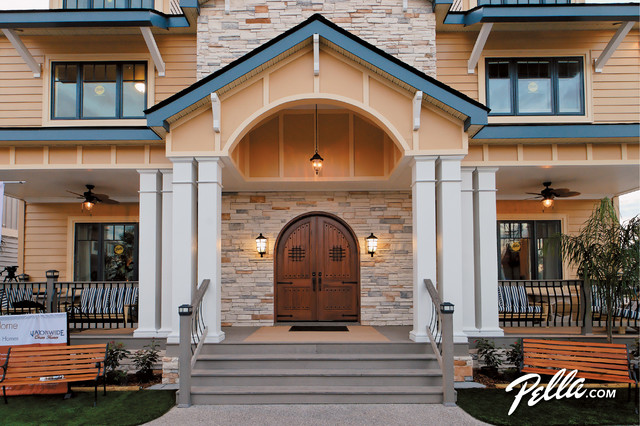 Create Instant Curb Eal With Pella Architect Series