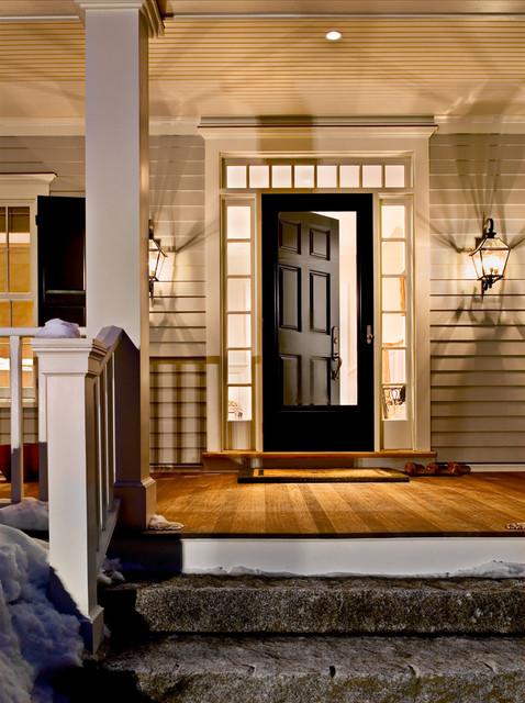 Crisp Architects farmhouse-entry